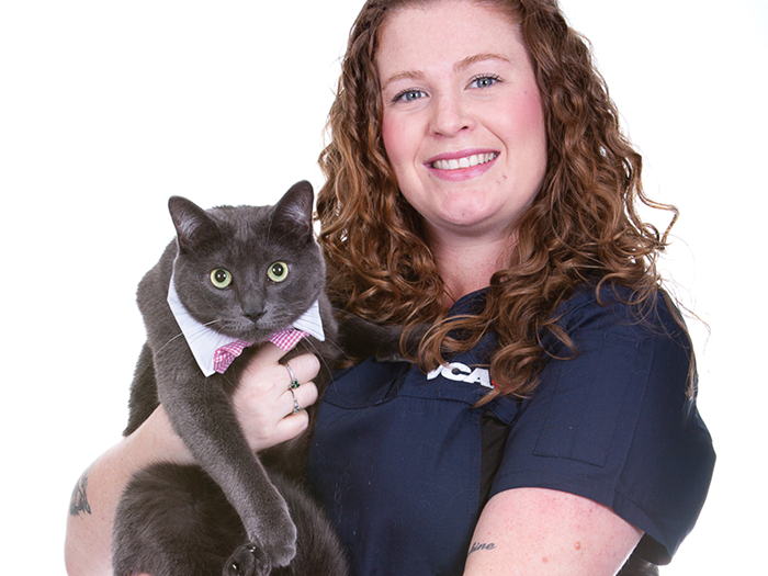 VCA Canada Blair Animal Hospital Team